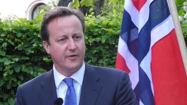 U.K. Prime Minister Steps Down After Brexit Vote Promo Image