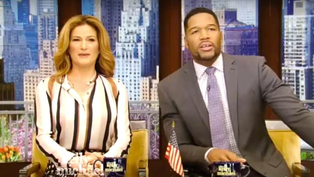 Did Kelly Ripa Boycott Her TV Show To Protest? (Video) Promo Image
