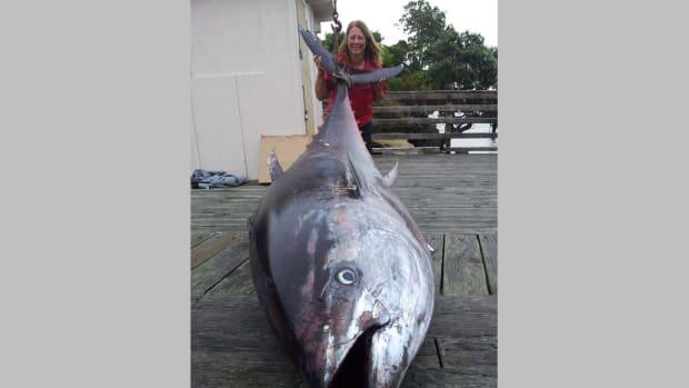 Record Tuna.