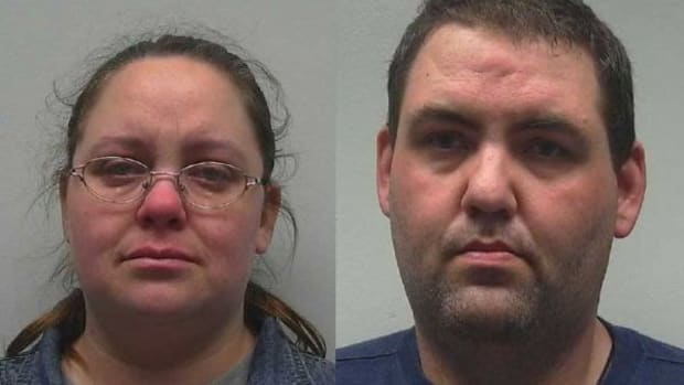 Wife Sentenced To 1590 Years In Prison, Husband Gets 750 Years  Promo Image