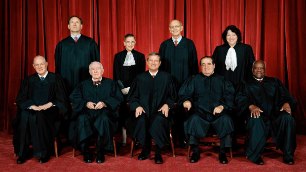 There Should Be Supreme Court Term Limits Promo Image