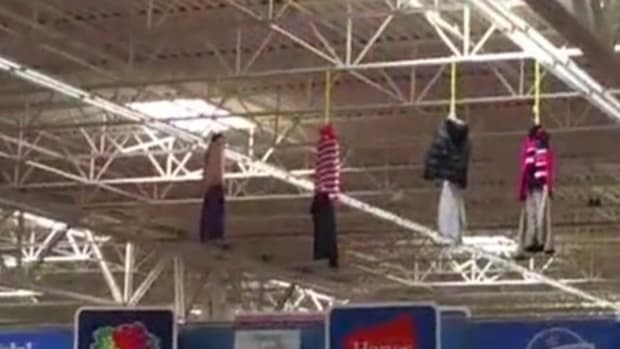 Walmart's Response To People Offended By Display: Get Over It, We're Not Apologizing (Photo) Promo Image