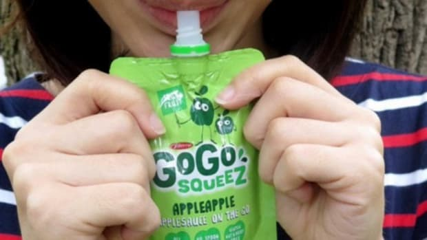 Unfortunate Surprise Found in These Applesauce Pouches Promo Image