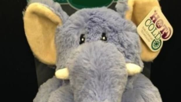 Mom Makes Disturbing Discovery In Stuffed Animal She Bought For Her Daughter (Photo)  Promo Image