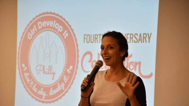 Yasmine Mustafa, Founder of ROAR For Good.