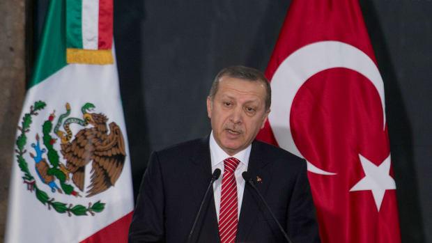Erdogan Visits U.S., Slams Anti-Muslim Rhetoric Promo Image