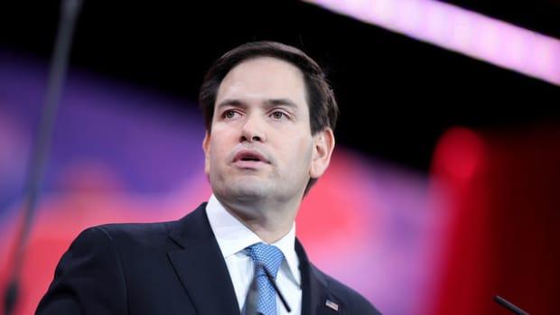 Rubio: Obama's Cuba Trip 'Disgraceful' Promo Image