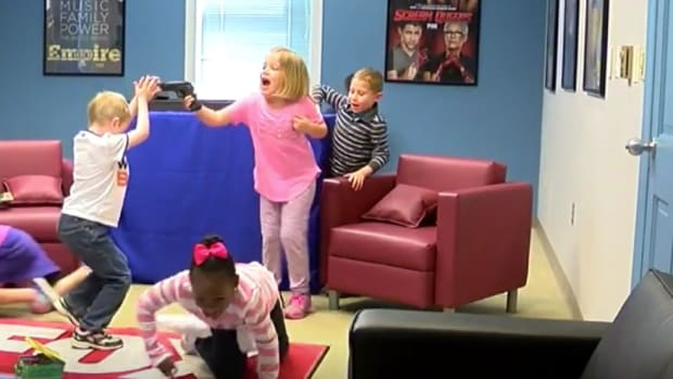 Hidden Camera Shows Kids 'Shoot' Gun At Kids (Video) Promo Image