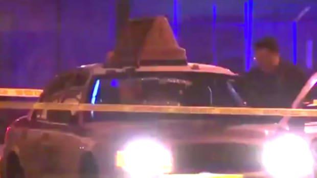 Muslim Cab Driver, Pittsburgh.