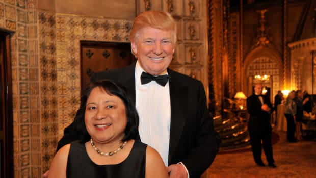Trump Hired Hundreds Of Foreign Workers Over Americans Promo Image