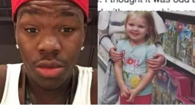 Mother Finds Her 2-Year-Old Daughter With Teen Boy In Toy Store, Makes Shocking Discovery Promo Image
