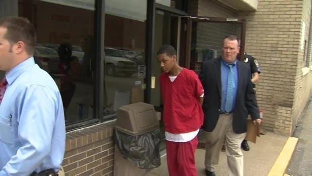 Teen Convicted Of Shooting Girl, Killing Unborn Child Promo Image