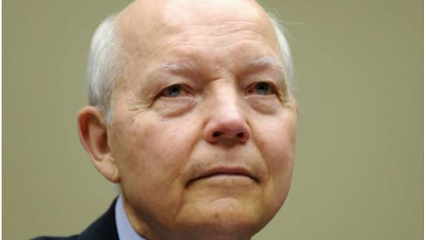 House Oversight Committee Votes To Censure IRS Chief Promo Image