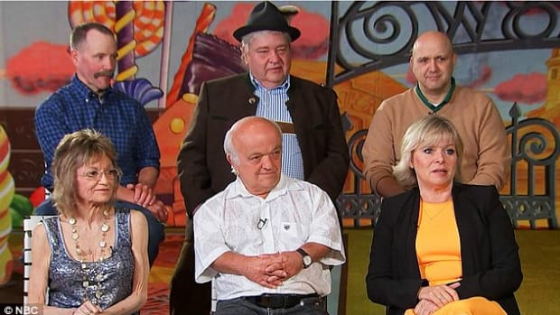 the cast of willy wonka, reunited after 44 years