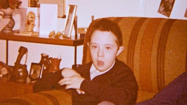 Gillian Relf's Son, Stephen.
