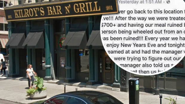 Kilroy's Bar N' Grill