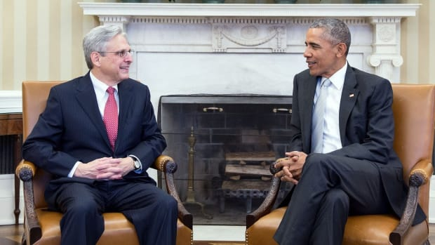 Obama's Supreme Court Pick Is Qualified And Centrist Promo Image