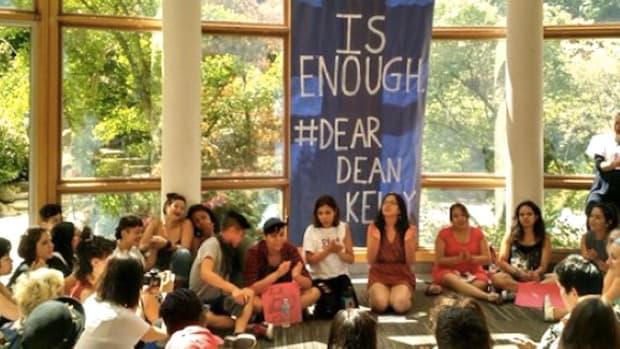 Seattle Univ. Students Demand: Decentralize 'Whiteness' Promo Image