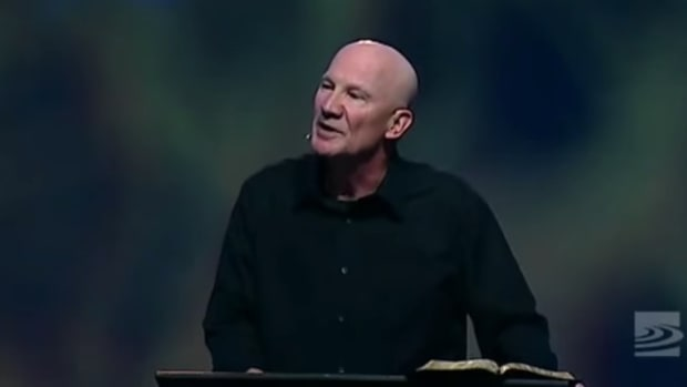 C.J. Mahaney, founder of Sovereign Grace Ministries.