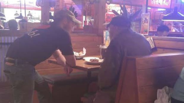 What This Waiter Did For This Veteran Touched Many Promo Image