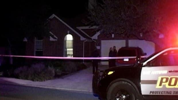 house where Debora Kelly was shot