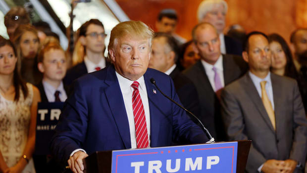 Trump Will Look For Political Insider As VP Pick Promo Image