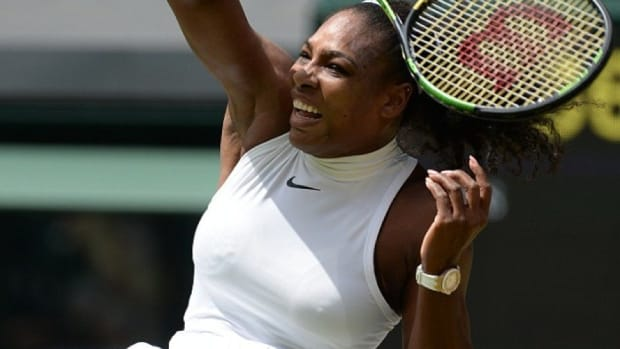 Serena Williams Allegedly Fails To Tip Wait Staff Promo Image
