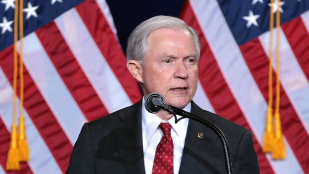 Sessions: Marijuana Is Only Slightly Better Than Heroin Promo Image