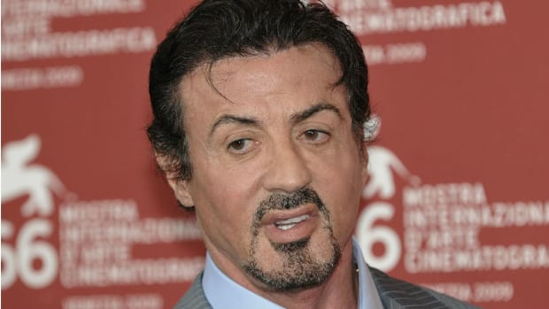 Trump May Appoint Sylvester Stallone For Arts Position Promo Image