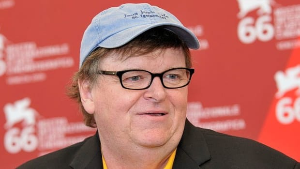 Michael Moore Pleads With Electors To Spurn Trump Promo Image