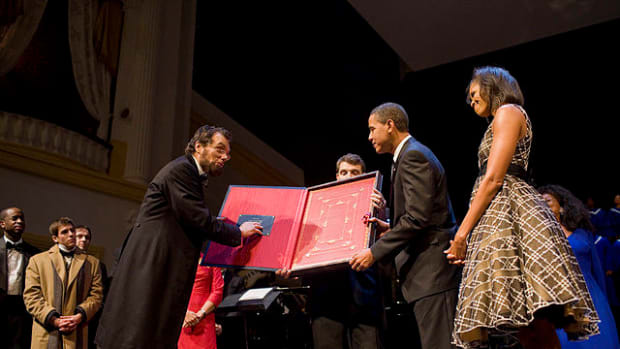 Obamas Secure $65 Million Book Deal Promo Image