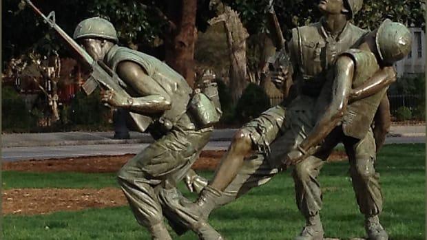 Gold Star Mom: Soldier Memorials Should Honor Suicides Promo Image