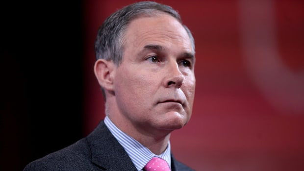 Climate Scientists Appalled By Trump's EPA Pick Promo Image