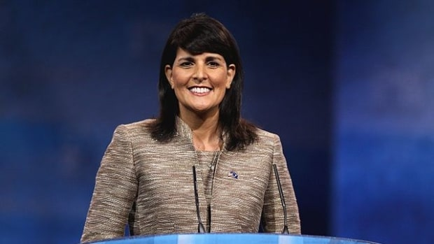 Haley Vows To Challenge UN's Alleged Anti-Israel 'Bias' Promo Image