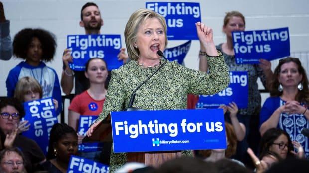 Clinton Retakes Lead Over Trump Following Convention Promo Image