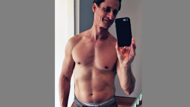 Anthony Weiner Reportedly Sexts Selfie With Son (Photo) Promo Image