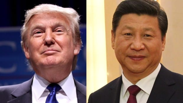 China More Popular Than Trump In United States Promo Image