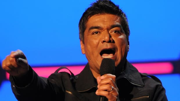 George Lopez Says He Has A Serious Message For Trump Promo Image