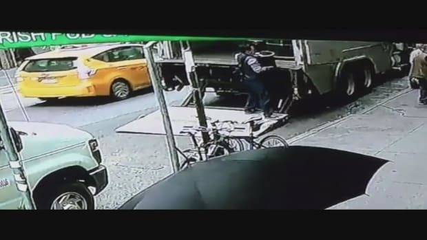 Thief Nicks $1.6M Bucket Of Gold Flakes From Truck Promo Image