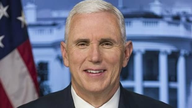 Mike Pence Sends Message To Kim Jong-un Promo Image
