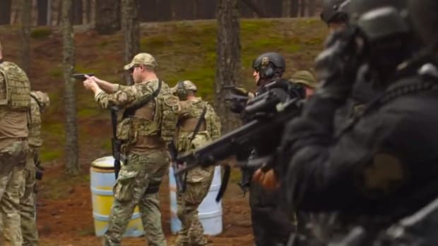 Shocking New Film About US Police: 'We Are At War' (Video) Promo Image