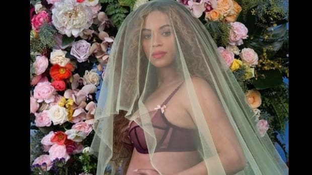 Hidden Message Behind Beyonce's Pregnancy Announcement (Photo) Promo Image