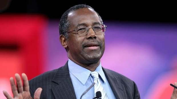 Ben Carson: 'Immigrants' Came To US In Slave Ships (Video) Promo Image