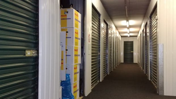 Man Makes Shocking Discovery In Storage Unit (Photo) Promo Image