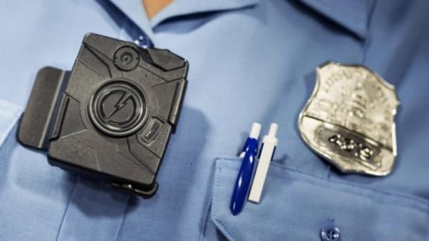 Oakland Police Delete 25 Percent Of Body-Cam Archives  Promo Image