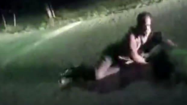 Oklahoma Cop Shoots, Kills Unarmed Man (Video) Promo Image