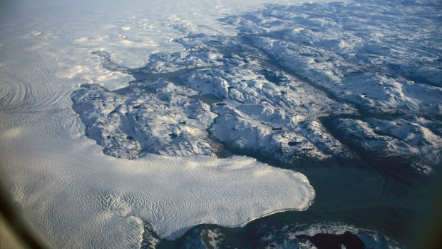 Greenland Ice Sheets Melting Faster Than Expected Promo Image