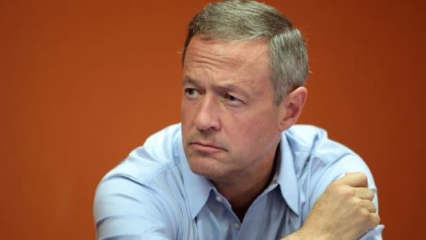 O'Malley Tests Possible 2020 Run By Polling Iowa Voters Promo Image