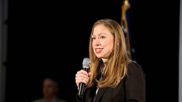 Chelsea Clinton May Run For New York Congressional Seat Promo Image