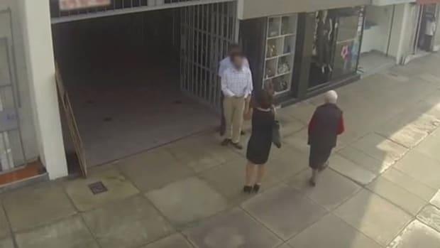 Man Calls Woman 'Piggy', Gets Biggest Shock Of His Life (Video) Promo Image